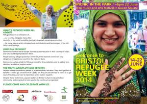 Refugee Week - Come and celebrate with us!